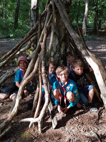 Den Building in Highwoods