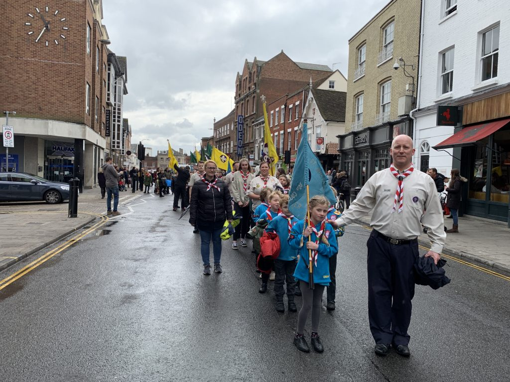 St George's Day Parade 2019
